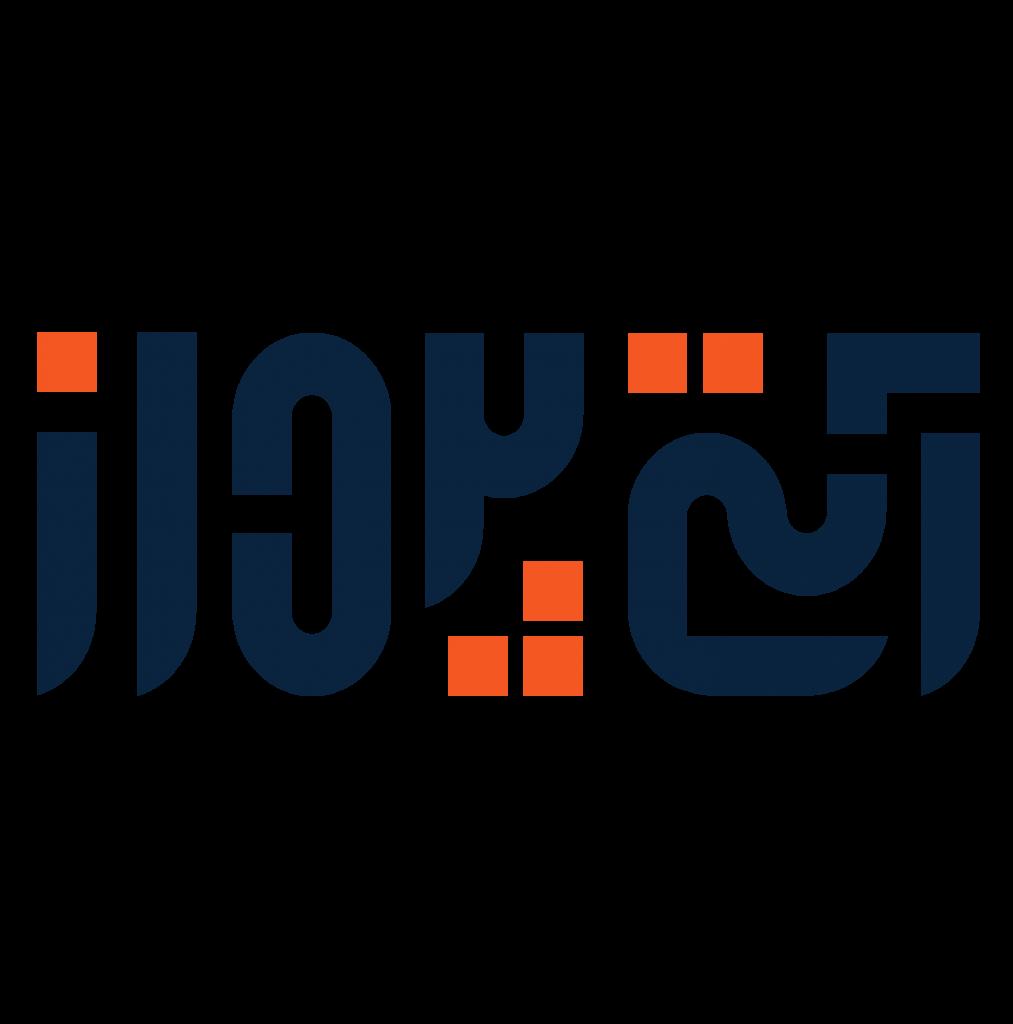 logo atipardaz blue