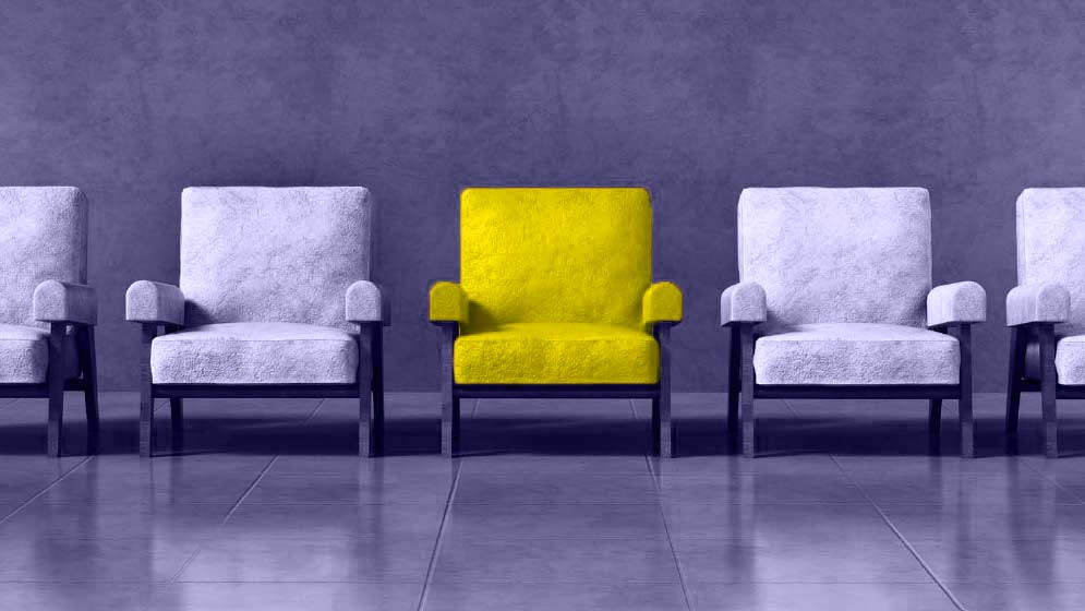different-yellow-chair